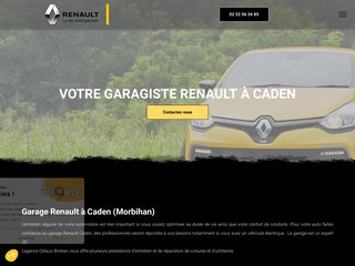 Garage Renault à Morbihan