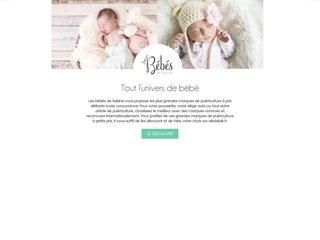 Bébés de Sabine