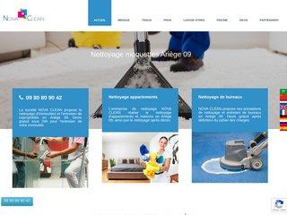 Société de nettoyage en Ariège: Nova Clean