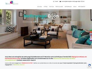 Nova Clean: Votre entreprise de nettoyage à Dijon