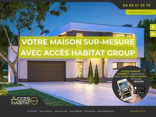 Projet de construction maison à Perpignan - Accès Habitat Group