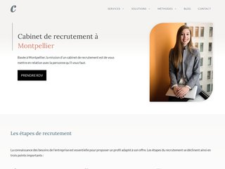 Cabinet de recrutement Montpellier