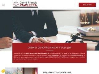 Cabinet d'avocat en droit des affaires à Lille