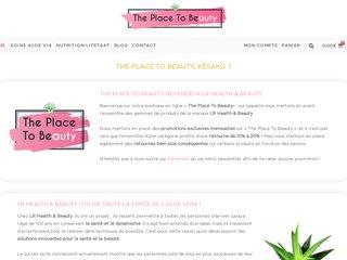 Theplacetobeauty: soins et produits naturel à base d'Aloe Vera