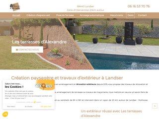 Votre entreprise de rénovation extérieure à Landser
