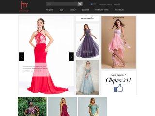 Les belles robes de cérémonie pour femmes