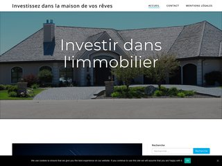 Le blog de l'investissement immobilier