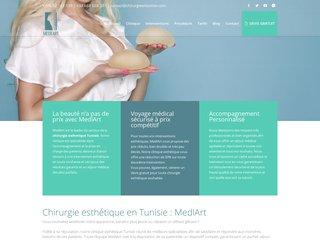 chirurgie esthétique Tunisie, résultat garantit à un prix pas cher