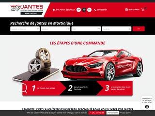 Jantes auto Martinique