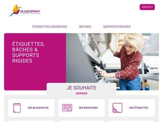 Elsassprint, imprimerie à Mulhouse