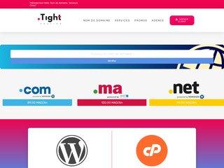 Tight Hosting - Hebergement Web Maroc