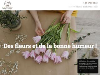 L'Arrosoir : fleuriste à Andernos-les-bains