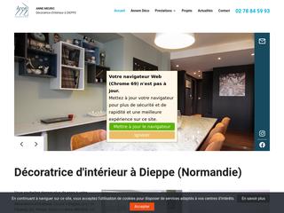 Conseils en décoration d'intérieur à Dieppe et Rouen