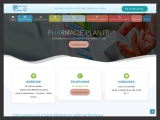 Votre pharmacie à Saint-Medard-En-Jalles