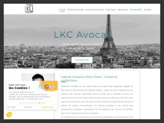 Cabinet d'avocat LKC Avocat à Paris 7