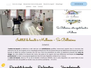 Salon de beauté à Mulhouse