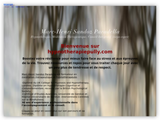 Hypnose et méditation thérapeutique