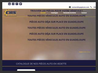 Magasin de vente Pièces Automobile | CPS Pièces