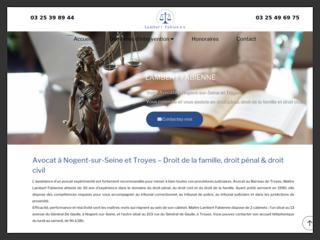 Cabinet d'avocat à Nogent-sur-Seine et Troyes