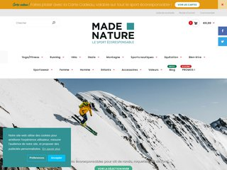 Made Nature, en route vers un engagement durable