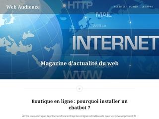 Magazine d'actualité du web