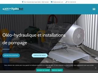 Hydrobel : votre partenaire en oléo-hydrauliques et pompages