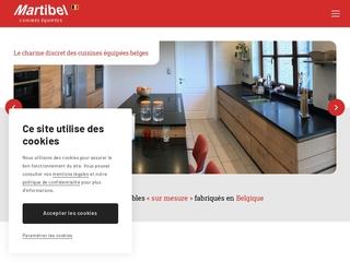 Martibel, spécialiste en conception de cuisine en Belgique