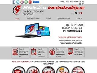 Réparateur informatique à Toulouse
