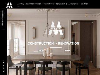 MATIX Rénovation
