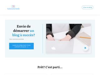 Tutoriels pour créer un blog rémunéré