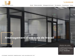 Aménagement de bureaux pour professionnels à Lyon