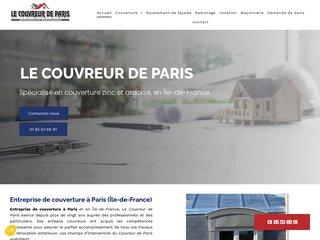 Ravalement de façade à Paris