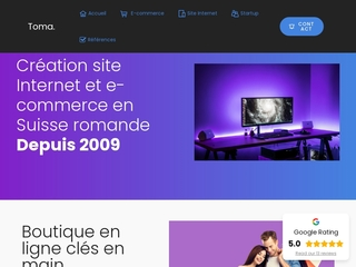 Agence web Suisse romande - Spécialiste e-commerce