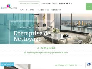 Rennes: Services de nettoyage
