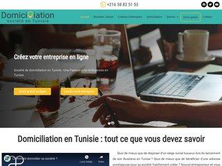 Comment obtenir une attestation de domiciliation  Tunisie ?