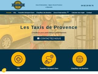 Taxi à Marseille pour l'aéroport