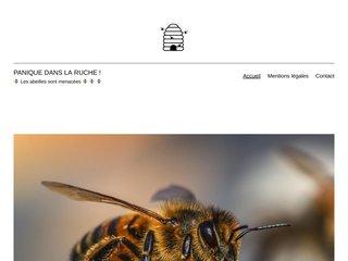 Les abeilles sont en danger... Oui mais pourquoi ?