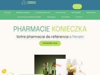 Pharmacie Konieczka à Fenain