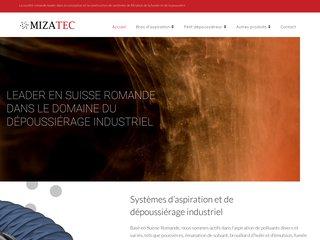 Aspiration et dépoussiérage industriel en Suisse romande