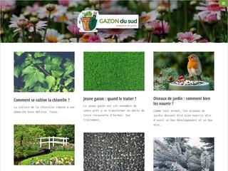 Gazon du sud : Magazine du jardin