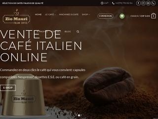 Cafés italiens Gusto Espresso