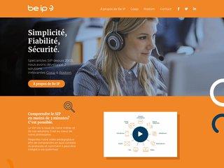 Be IP : Solutions de téléphonie IP, VoIP et communications unifiées