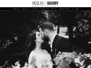 Photographe de mariage - Nicolas Baudry