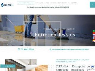 Nova Clean: Votre entreprise de nettoyage à Strasbourg