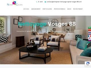 Nettoyage à Epinal, Vosges: Nova Clean