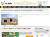 Quotatis-actu, un site d'informations et d'actualités