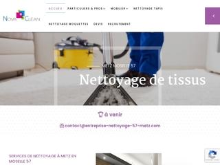 Nova Clean: nettoyage professionnel à Metz