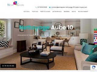 Aube: Services de propreté à Troyes