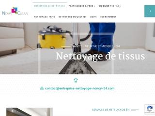 Propreté à Nancy: Nova Clean services de nettoyage