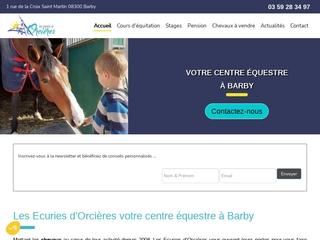 Pension pour chevaux à Barby